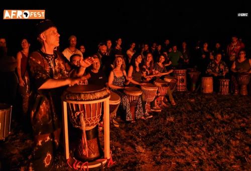 Artale Afro Percussion Lab - Afrofest 2017.